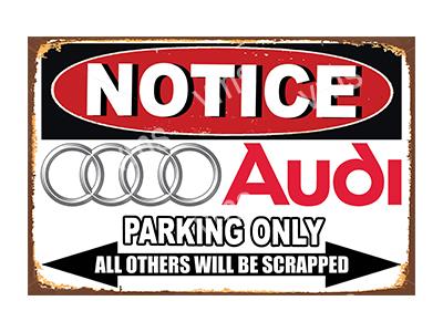 NTCC002 – Parking Only – 18″x12″