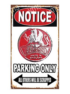 NTCC004 – Parking Only – 8″x14″