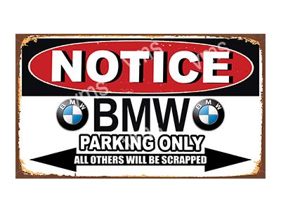 NTCC005 – Parking Only – 14″x8″