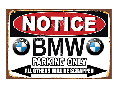 NTCC006 – Parking Only – 18×12
