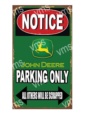 NTCC019 – Parking Only – 8″x14″