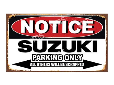 NTCC040 – Parking Only – 14″x8″