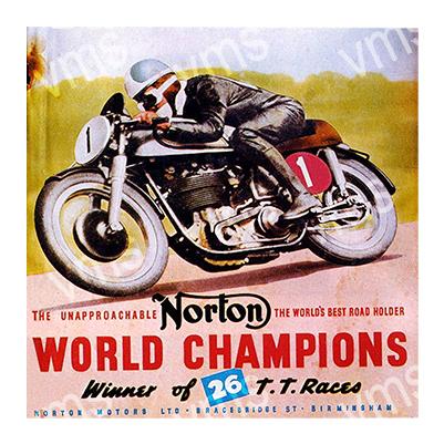 NTN002 – World Champions 12″x12″