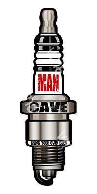 PLG002 – Man Cave – 30″x9″