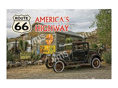 R66005 – America's Highway – 18″x12″