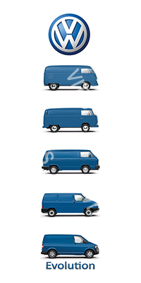 RMS053 – vw transporter evolution – 18×4.5