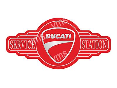 SSB002 – Service Station – 18″x9″