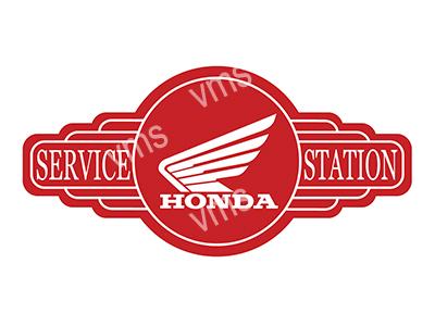 SSB003 – Service Station – 18″x9″