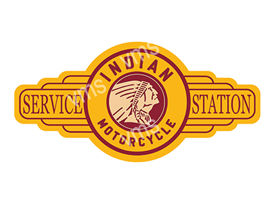 SSB004 – Service Station – 18″x9″