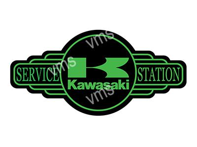 SSB005 – Service Station – 18″x9″