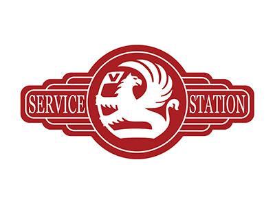 SSC005 – Service Station – 18″x9″