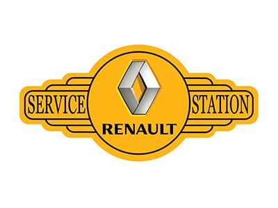 SSC013 – Service Station – 18″x9″