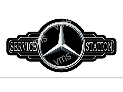 SSC016 – Service Station – 18″x9″
