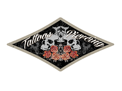 TAT005 – Tattoo & Piercing – Diamond