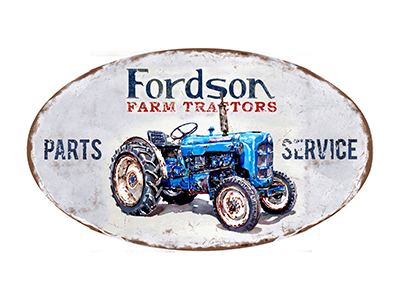 TRC010 – Parts & Service – 14″x8″ Oval