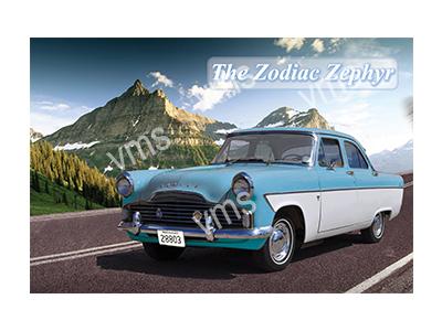VMS003 – Zephyr 18″x12″