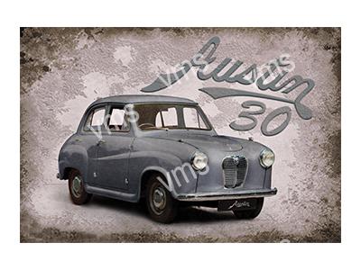 VMS007 – Austin 30 – 18″x12″