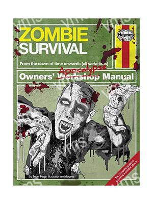 ZMB006 – Zombie Manual – 12×16