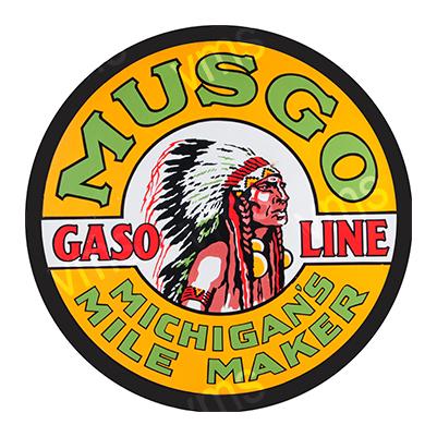 MGO001 – Musgo – 14″ Round