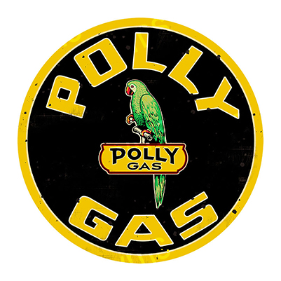 PLY001 – Polly – 14″ Round