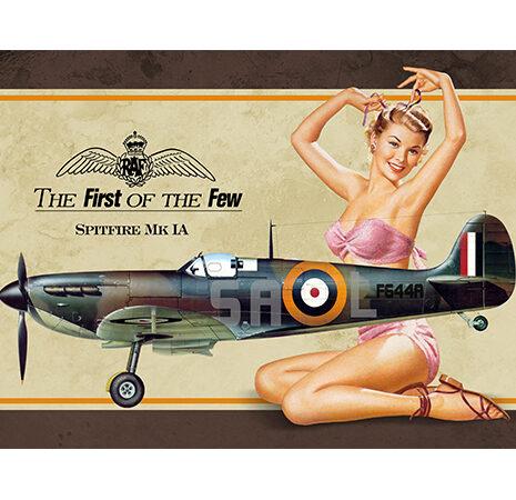 Pin0020 – Spitfire – 12″x18″