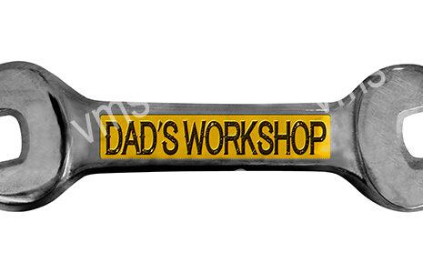 SPN002 – Dads Workshop Spanner – 18×5