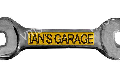 SPN009 – Ian's Garage Spanner – 18×5