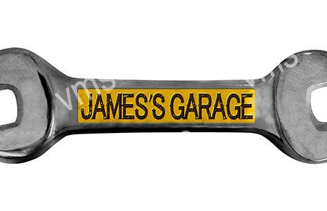 SPN010 – James's Garage Spanner – 18×5
