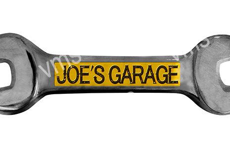 SPN011 – Joe's Garage Spanner – 18×5