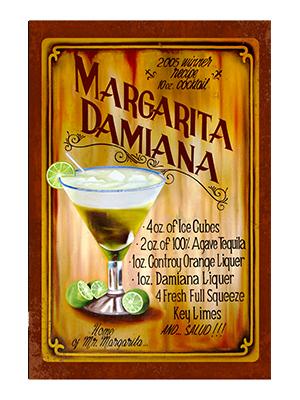 AFD001 – Margarita – 12″x18″