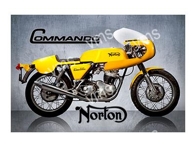 AMB002 – Commando – 18″x12″