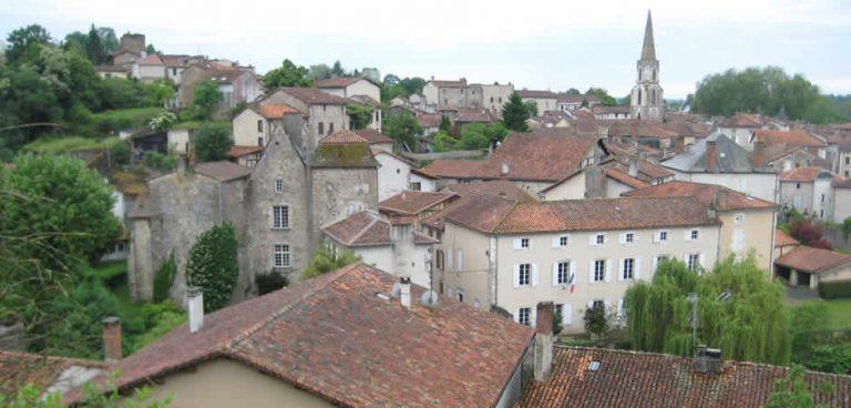 Confolens Town