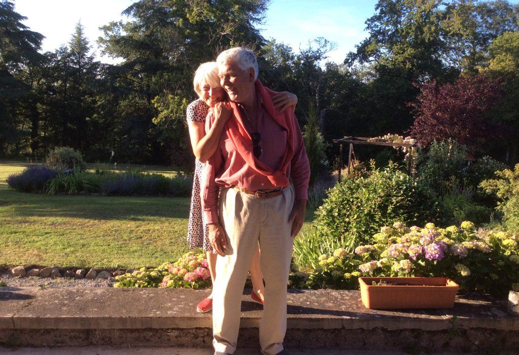 Karen and Robert