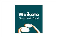 Waikato District Health Board Logo