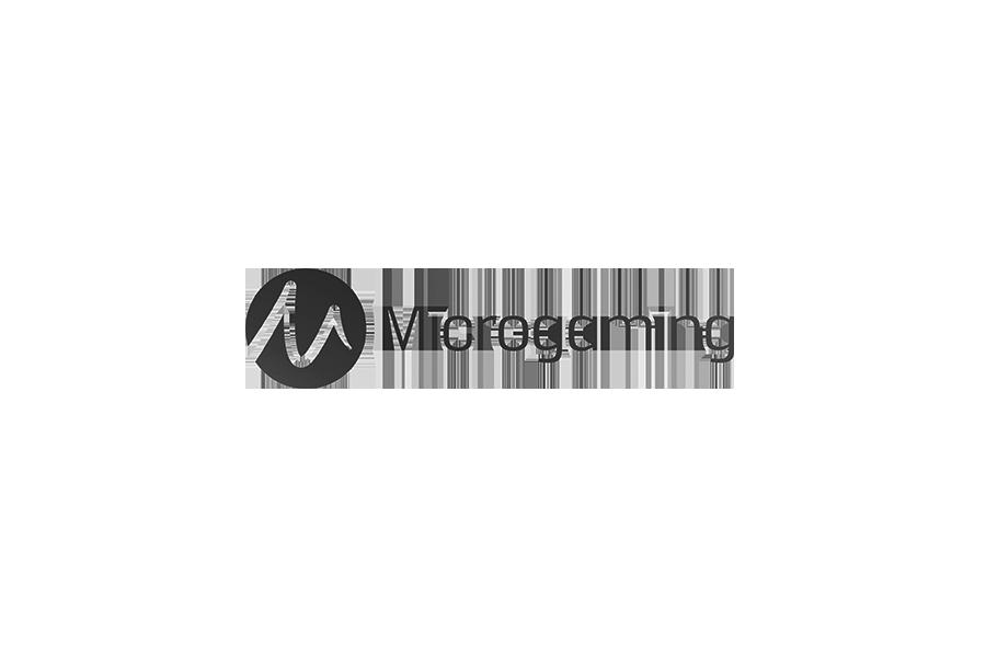 Microgaming logo design