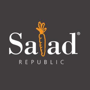 salad republic branding