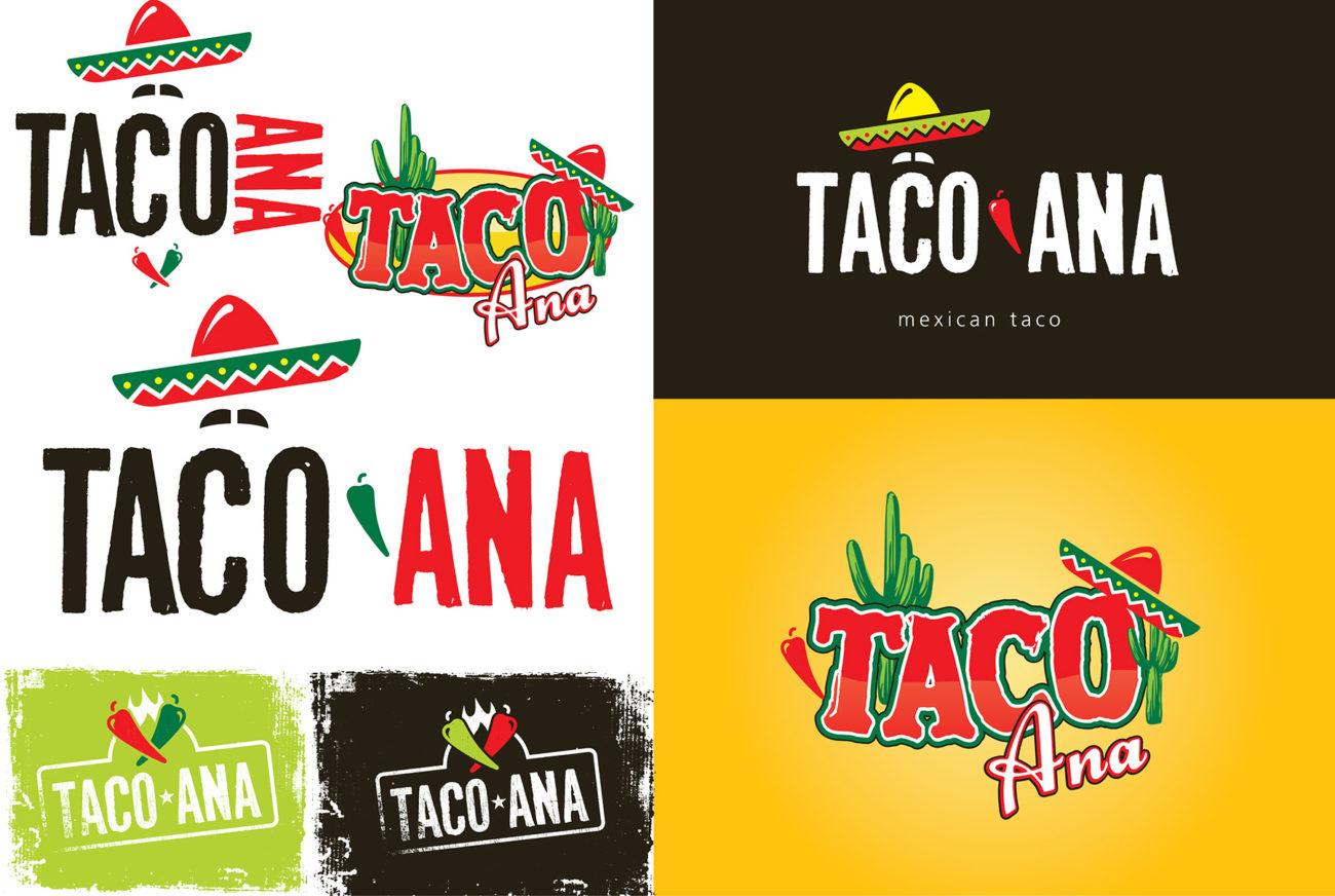 taco ana branding ideas