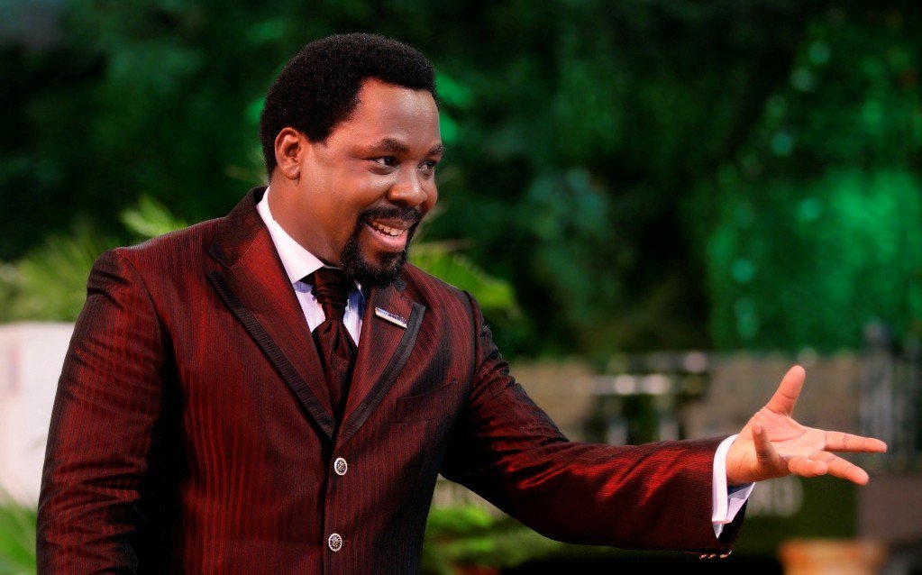 "Photo of ""I Have Nothing To Do With The Panama Papers "" – TB JOSHUA"