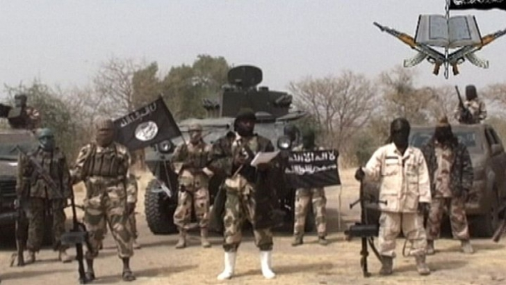 Photo of Troops Uncover Boko Haram Underground Armoury