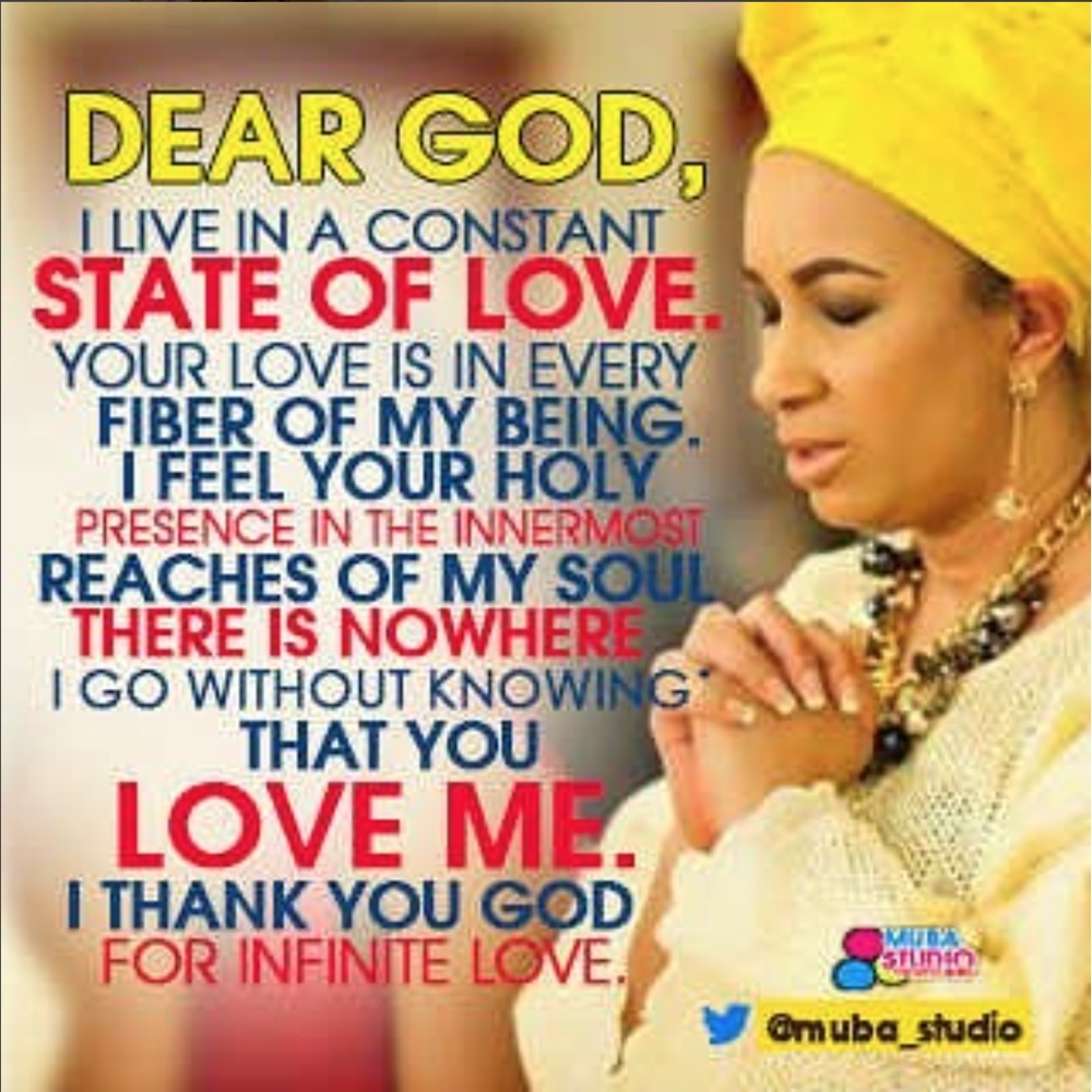 ibinabo thanks God