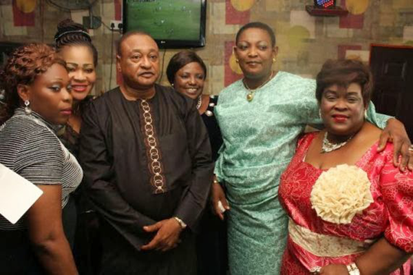 Photo of Jide Kosoko Was Ignorant of His Wife's Death for Two Days
