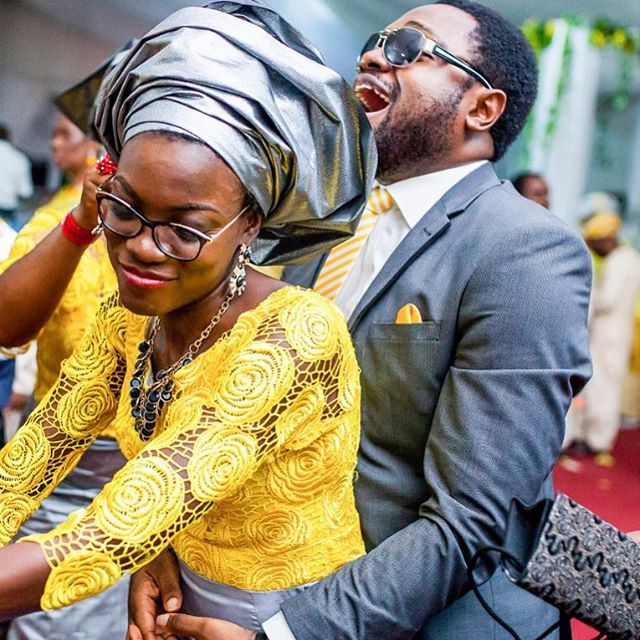 Photo of Cobhams Asuquo Showers Wife With Lovely Words on Her Birthday