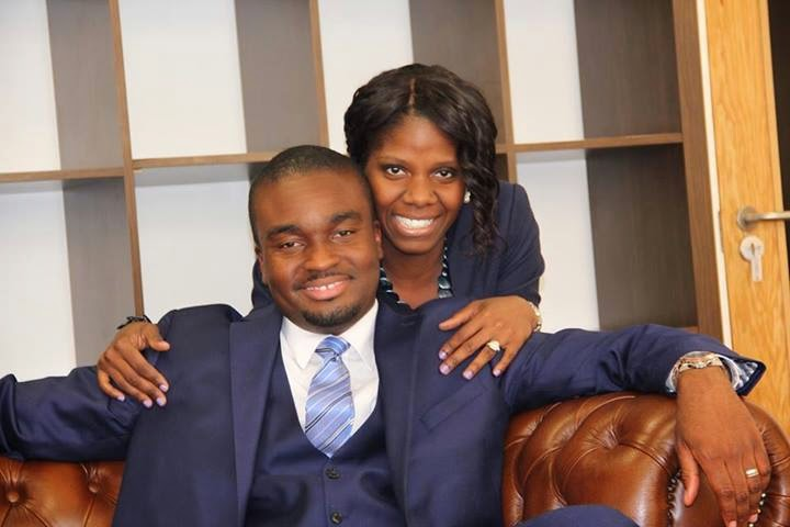 Photo of David Oyedepo Jnr. Celebrates His Wife As She Turns A Year Older