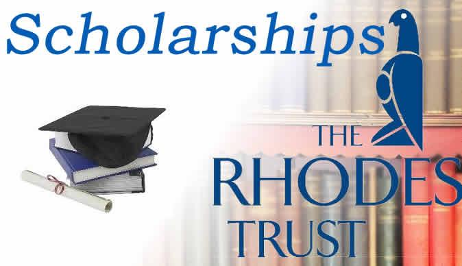 Photo of The Rhodes Postgraduate Scholarship Program for International Students