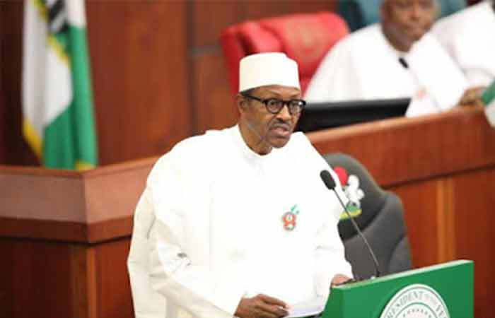 Photo of Nigerian President Buhari Assures Nigerians of Plans to Resusitate The Economy