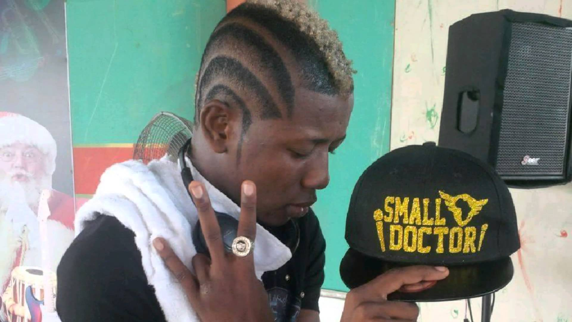 Photo of Musician Small Doctor Celebrates His Son's Birthday
