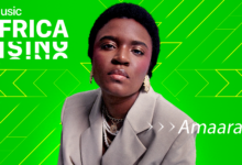 Photo of Apple Music's latest Africa Rising artist is singer-songwriter and producer, Amaarae