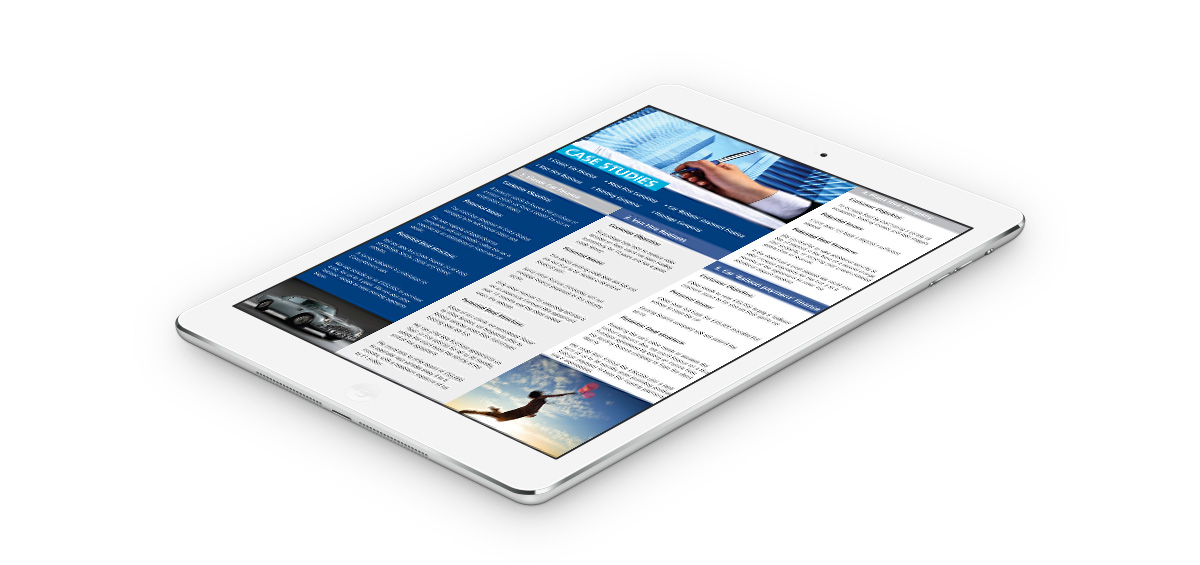 Click to download a PDF of case studies