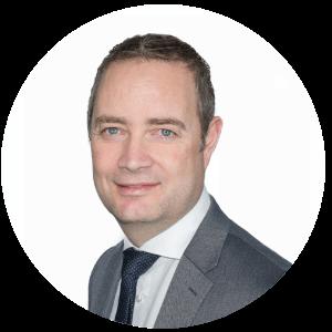 Allan Clegg, Managing Director