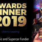 Liberty Leasing wins Top Classic and Supercar Funder at Leasing World Awards
